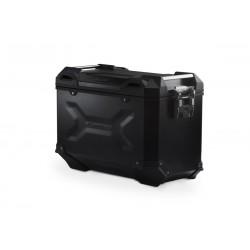Prawy kufer boczny SW-Motech TRAX ADV L 45L czarny\ ALK.00.733.10000R/B