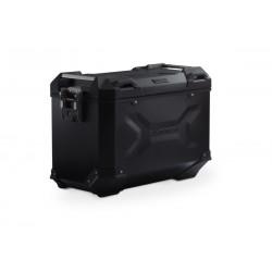 Lewy kufer boczny SW-Motech TRAX ADV L 45L czarny\ ALK.00.733.10000L/B