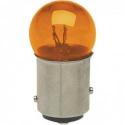 Pomarańczowa mini żarówka dwuwłóknowa 21W/6W 12V do kierunkowskazów