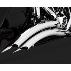 Motocyklowy układ wydechowy Big Radius 2-INTO-2 / V26073