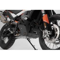 Osłona silnika SW-MOTECH KTM 790 Adventure czarna MSS.04.521.10001/B