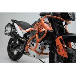Górne gmole SW-MOTECH KTM 790 Adventure pomarańczowe SBL.04.521.10100/EB