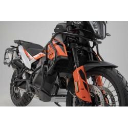 Górne crashbary SW-MOTECH KTM 790 Adventure czarne SBL.04.521.10100/B