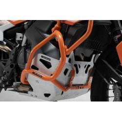 Crashbary SW-MOTECH KTM 790 Adventure pomarańczowe