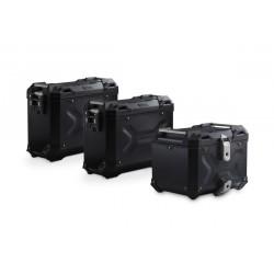 Zestaw kufrów czarnych TRAX KTM 790 Adventure ADV.04.521.75000/B