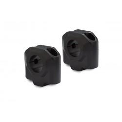 Czarne podwyższenie kierownicy o 30mm SW-Motech Tenere 700, KTM 990/ LEH.00.039.24100.30/B