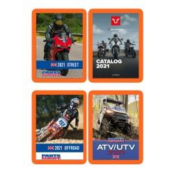 Katalog - akcesoria i części do motocykli Adventure, Offroad oraz ATV