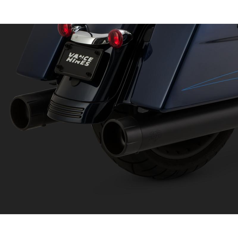 Tłumiki Vance&Hines Oversized Rider 450 SLIP-ON, HD Touring / V46658