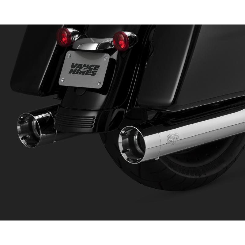 Tłumiki Vance&Hines Oversized 450 Titan SLIP-ON, H-D Touring / V16650