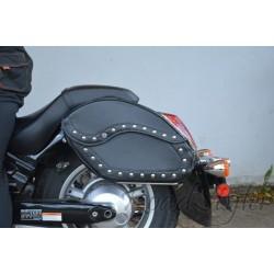 Stelaże pod sakwy z podporą do motocykli HONDA Stateline - montaż