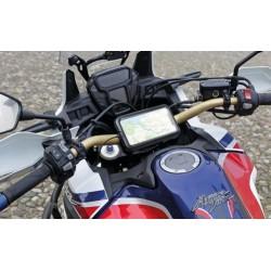 Uniwersalne twarde etui na telefon do motocykla / Opti Hard Case 90540 - na Africa twin