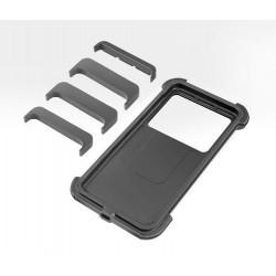 Uniwersalne twarde etui na telefon do motocykla / Opti Hard Case 90540 - wkładki