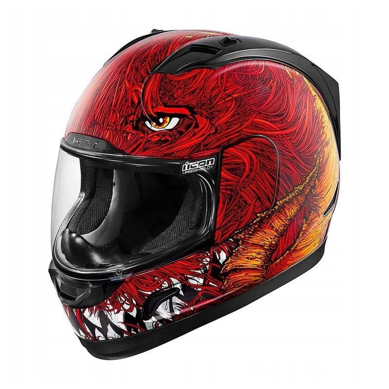 Kask motocyklowy ICON ALLIANCE LUCIFUR / L