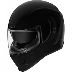 Kask motocyklowy ICON AIRFORM czarny połysk / M / ICON 010112102