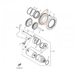 Koło pośrednie rozrusznika Yamaha XVS 1100 / 5EL-15517-11-00