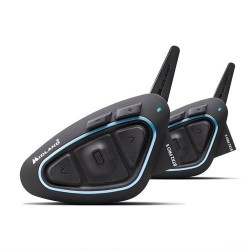 System komunikacji BTX2 PRO S TWIN Hi-Fi Interkom\ MIDLAND C1414.03