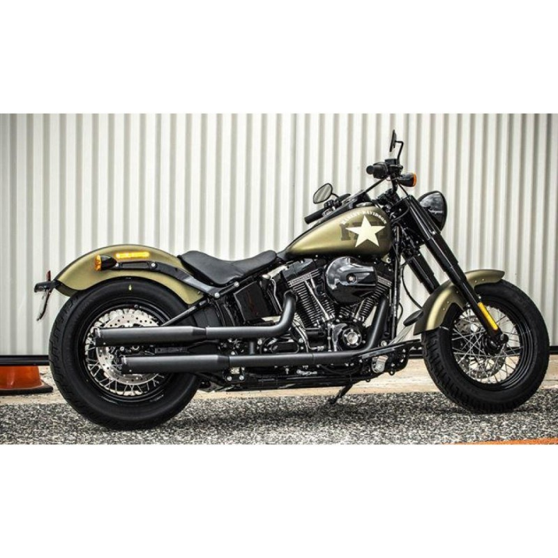 "Tłumiki Rinehart SLIP-ON 3"" Harley Softail FLSTN, FLSTSB, FLS / RIN 500-0203"