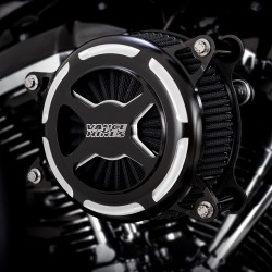 Filtr powietrza Vance & Hines VO2 X Harley-Davidson Touring 2017- czarny / V42045
