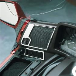 Chromowane nakładki na głośniki Honda GL 1500 Gold Wing / DS719991