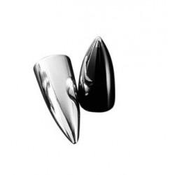 Chromowana nakładka na wentyl w kształcie stożka / HH 01-122