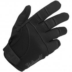 Rękawice motocyklowe krótkie Moto SHORT-CUFF Biltwell - Black/Black