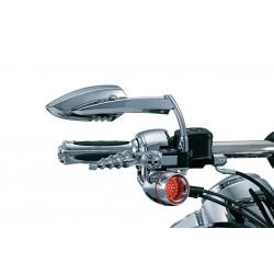 Lusterka motocyklowe Scythe / KY-1449 na motocyklu