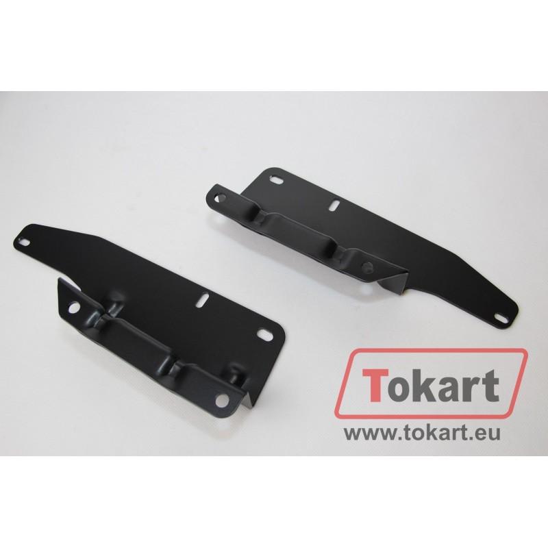 Blacha montażowa Z4 Tokart do Suzuki Intruder / TOK-BL-Z4
