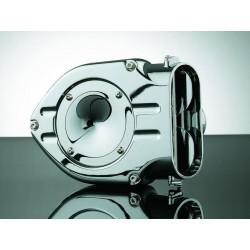 Chromowany Hypercharger do motocykli Harley-Davidson / KY-8446