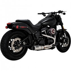 Układ wydechowy Vance & Hines Stainless 2-into-1 Hi-Output Harley Softail '18- / V27631