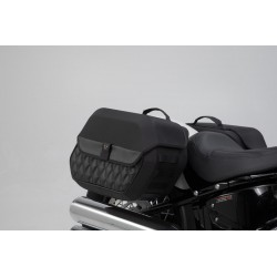 Sakwy boczne Sw-Motech Legend Gear LH2/LH1 Softail Slim FLSL '18- / BC.HTA.18.682.20100