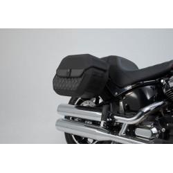 Sakwy boczne Sw-Motech Legend Gear LH2/LH1 Softail Low Rider FXLR '18- / BC.HTA.18.682.20200
