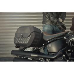 Sakwy boczne Sw-Motech Legend Gear LH2/LH1 Softail Fat Boy FLFB '18- / BC.HTA.18.682.20400 moto2