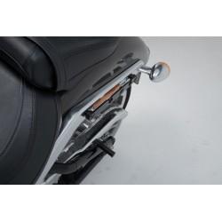 Sakwy boczne Sw-Motech Legend Gear LH2/LH1 Softail Fat Boy FLFB '18- / BC.HTA.18.682.20400 mocowanie