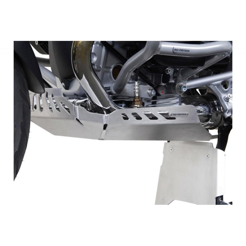 Aluminiowa płyta pod silnik SW-MOTECH BMW R1200GS '04- / Adv '08- / MSS.07.706.10000/S