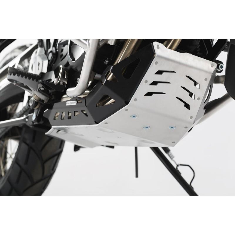 Aluminiowa płyta pod silnik SW-MOTECH BMW F800GS/ Husqvarna Nuda / MSS.07.560.10002/S