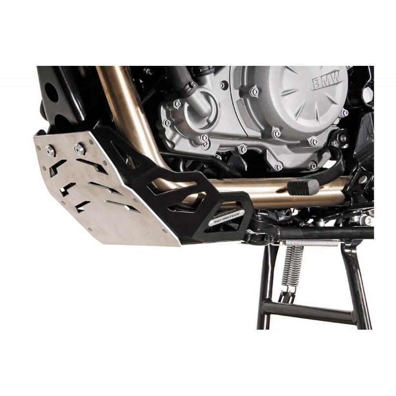 Aluminiowa płyta pod silnik SW-MOTECH BMW F650GS / G650GS / G650GS Sertão / MSS.07.777.10000/B