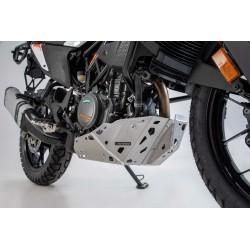Aluminiowa osłona pod silnik 3mm SW-MOTECH KTM 390 / MSS.04.958.10000