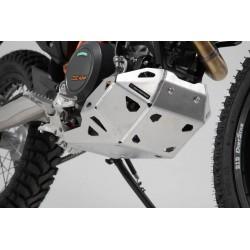 Aluminiowa osłona pod silnik 3mm SW-MOTECH KTM 690 Enduro / R / MSS.04.946.10000