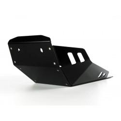 Czarna aluminiowa osłona silnika SW-MOTECH KTM Adventure 950/ R, 990/ R / MSS.04.250.100/B