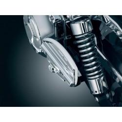 Podesty motocyklowe dla pasażera / KY-4455 - złożone