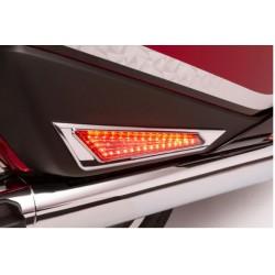 Światło LED pozycyjne na kufry boczne, Honda GL 1800 od 2018 roku / GOLD 48020