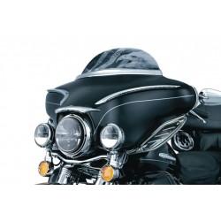 """Motocyklowe deflektory """"Dragon Wing"""" na owiewkę / KY-1108 - na motocyklu"""