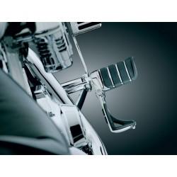 Motocyklowe podnóżki rozkładane Switchblade / KY-4446 - rozłożone