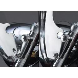 Motocyklowa szyba typu SwitchBlade 2-Up