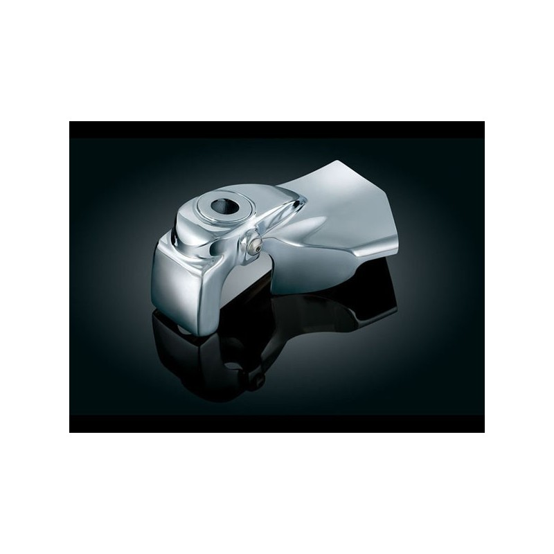 Chromowana nakładka na mocowanie sprzęgła motocykla / KY-9108