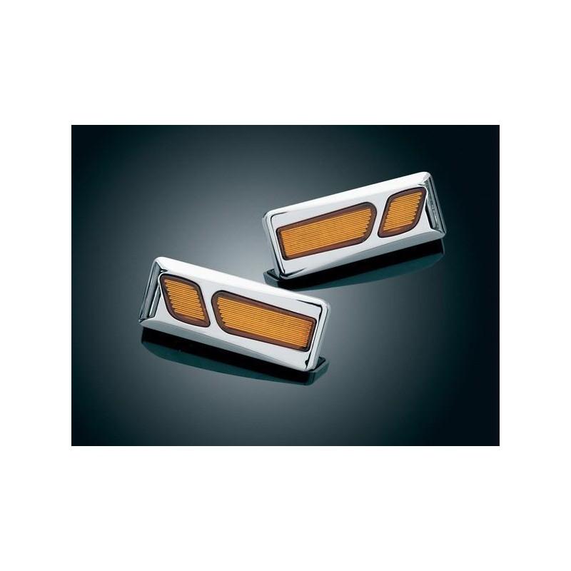 Oświetlenie z kierunkowskazami do motocykli Honda GL1800 / KY-7455