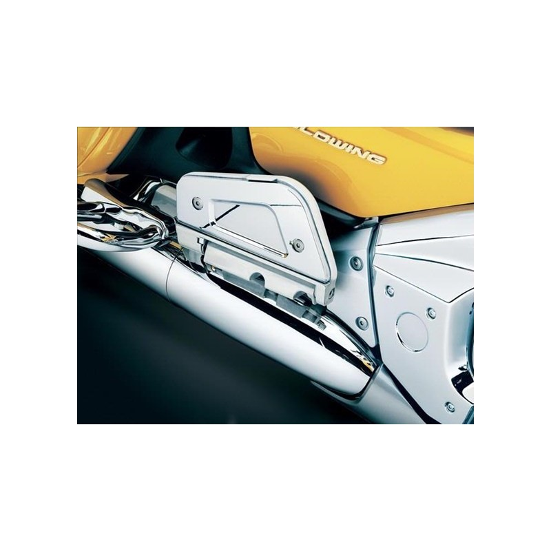 Nakładki motocyklowe pod podesty pasażera Honda GL1800 / KY-7015