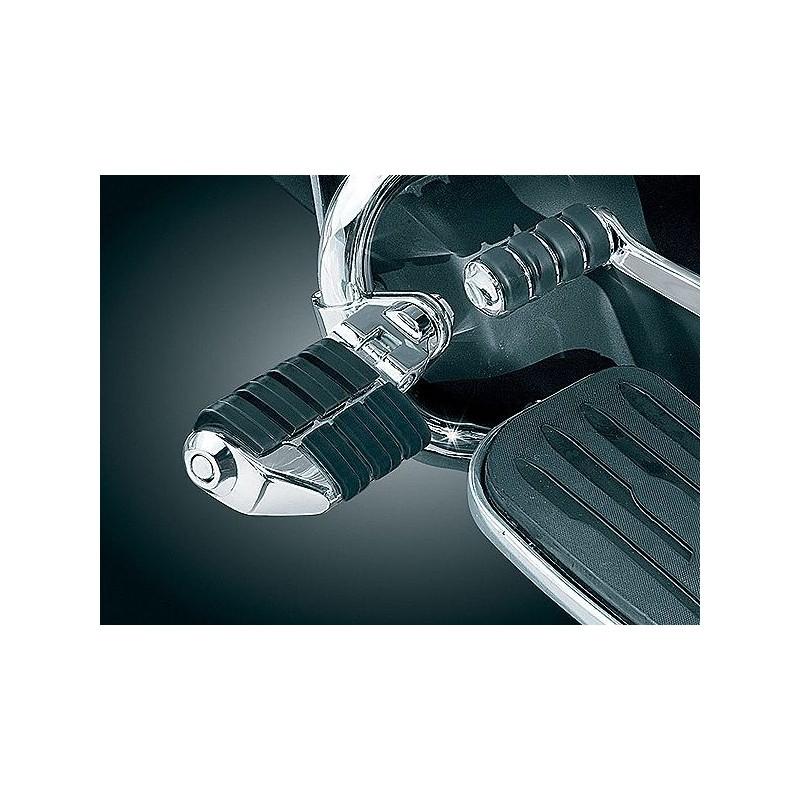 """Motocyklowe spacerówki """"Dually ISO"""" na gmol 32 mm / KY-7992"""