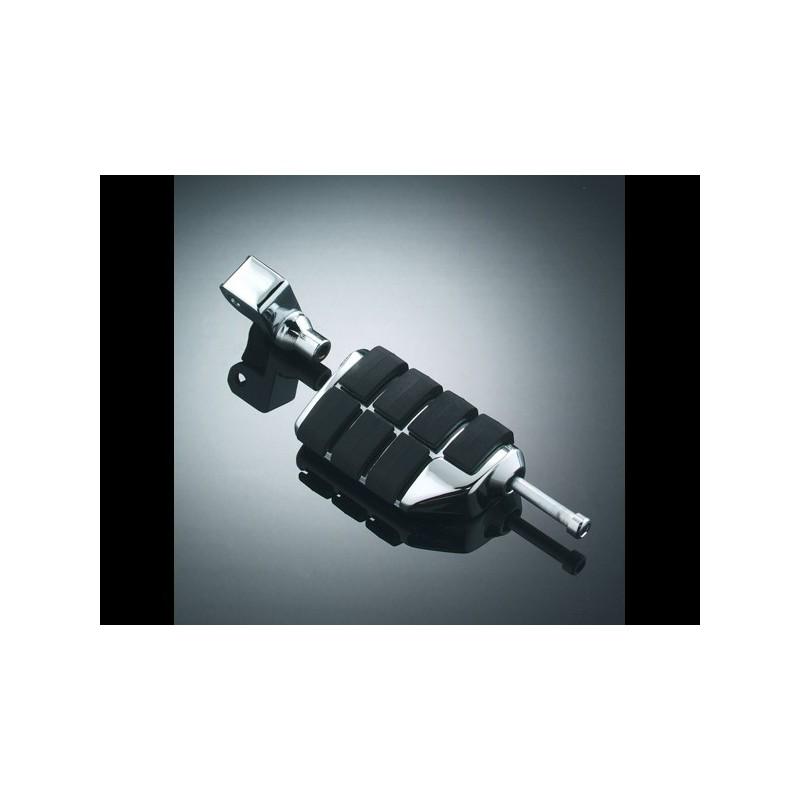 Chromowane podnóżki z adapterami Honda GL1500,Valkyrie / KY-7945