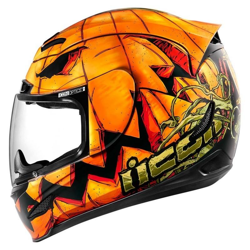 Kask motocyklowy ICON Airmada Trick or Street / L